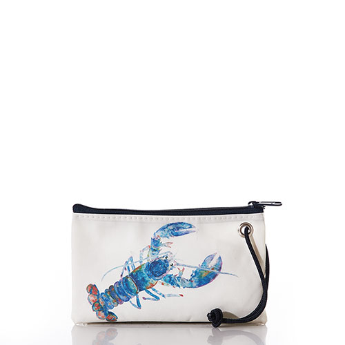 Multicolor Lobster Wristlet