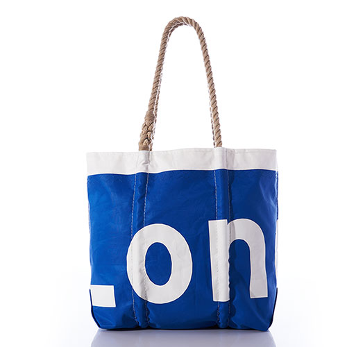 Deluxe Vintage Lond Tote