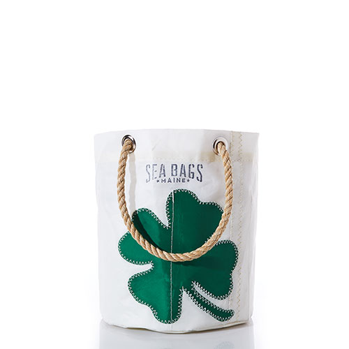 Four Leaf Clover Beverage Bucket Bag