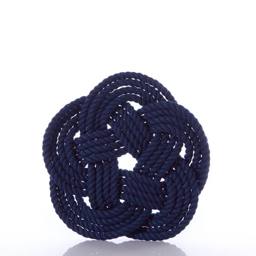 Nautical Sailor Knot Trivet