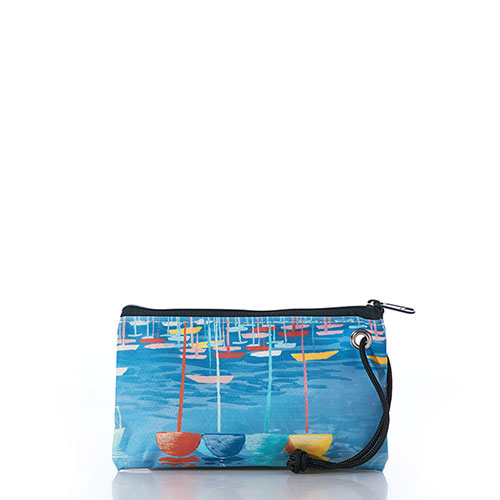 Sailboat Cove Wristlet