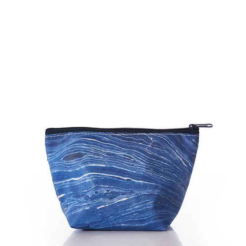 Tidal Currents Large Cosmetic Bag