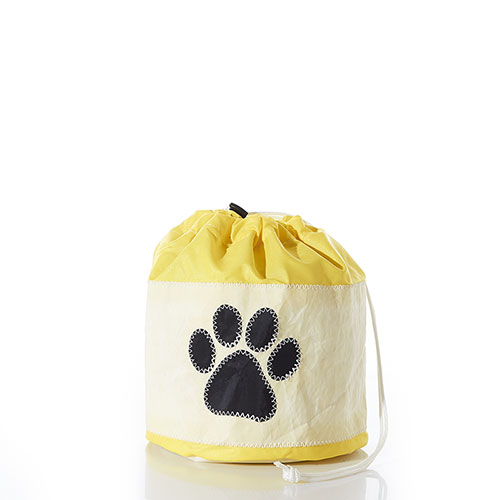 Paw Print Ditty Bag