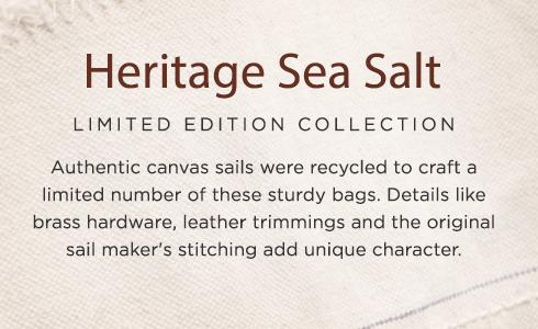 Heritage Sea Salt Collection